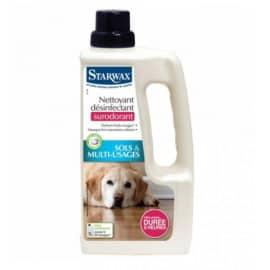 Nettoyant désinfectant surodorant  Starwax