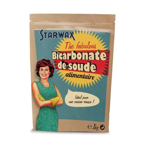 Bicarbonate de soude alimentaire Starwax The Fabulous