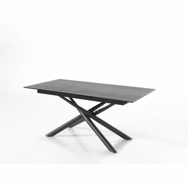 table force a en c ramique de lievens. Black Bedroom Furniture Sets. Home Design Ideas