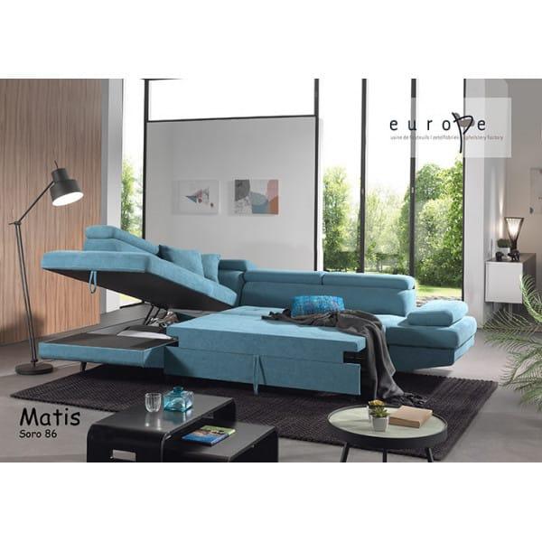 Canapé d'angle MATIS